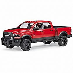 Ram Power Wagon w/motorcycle