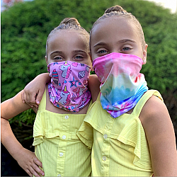 GAITER face mask for kids