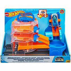 Hot Wheels City Super set asst.
