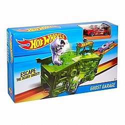 Hot Wheels Playset Ghost Garage