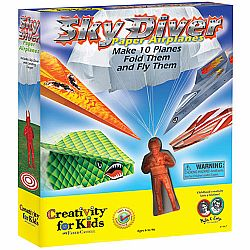 Sky Diver Paper Airplanes
