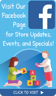 Visit Our Facebook Page for Store Updates, Events, and Specials!