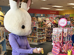 Spring & Easter Toys at the Toy Box of Hanover